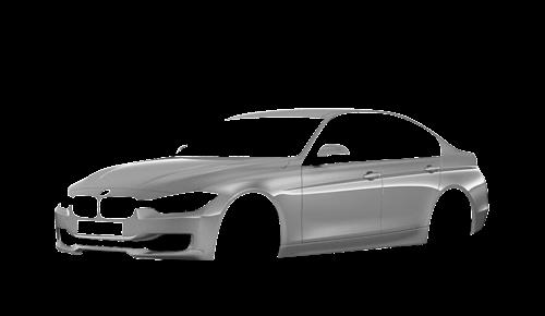 Цвета кузова 3 Series Sedan (F30)