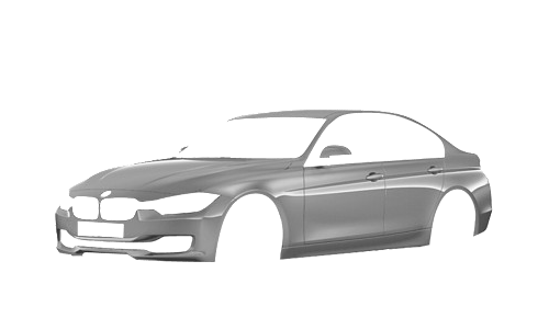 Цвета кузова 3 Series ActiveHybrid (F30)