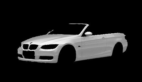 Цвета кузова 3 Series Cabrio (E93)